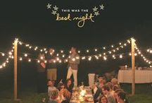 gatherings / hanging out with loved ones + a dash of style / by Rachael Niles