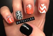 Nail ideas / by Pam Gonzales