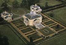 English Castles, Estates and Manors / by Christy Toth-Smith