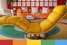 Interior Design-Color Palette