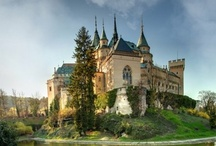 Castles! / by Christy Toth-Smith