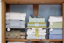 Organization - Bedroom/Closets / by Rachel Hopper