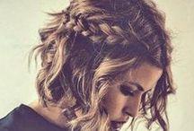 hair / by Sarah Davidson