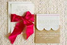 Chic Stationary / Chic Wedding Stationary
