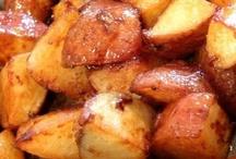 Potatoes.... / by Brenda Wilson