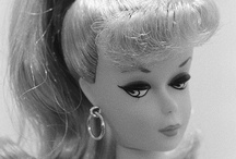 Dolls - Barbie / by Rita Miller