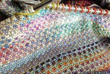 Knitting  / by Rebecca Davies