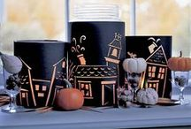 Halloween Crafts and Decor / View some of our favorite Halloween crafts and decor ideas. / by Yankee Magazine