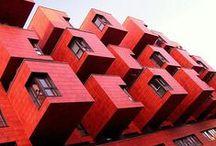 architectuur / inspirerende woningen wereldwijd