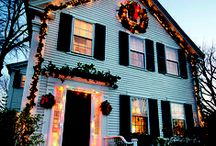 Holiday Decor / Get tips and ideas on how to decorate for the holidays from the editors of Yankee Magazine. / by Yankee Magazine