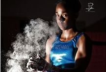 gymnast photo session / by Rachael Niles