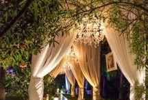 Enchanted Garden Wedding    Theme Inspiration