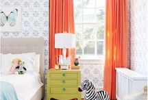 KIDS ROOMS / Style, decor and inspiration for kids rooms. kids room ideas kids room ideas for boys kids room design kids room ideas for girls kids room decor