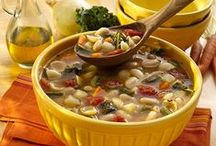 Warm Winter Recipes / Here are our favorite recipes for staying warm as the winter season begins!