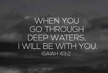 Bible Verses & Quotes / by Sarah Davidson