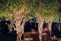 Inside Outside Wedding    Theme Inspiration