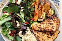 Vegetarian Asian Recipes / My favorite vegetarian (or easy to make vegetarian) Asian recipes.