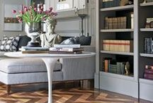 FLOORING / Beautiful flooring in different materials, colors and patterns.  Wood, laminate, tile, stone, marble, black and white. flooring ideas flooring ideas inexpensive flooring ideas cheap flooring ideas tile flooring ideas diy