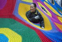 Crochet / Everything handmade in crochet.