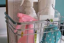 Cleaning & Organizing / by Jaime Eggleston