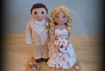 Art ~ Trina's Clay Creations ~ Polymer Clay Artwork by Trina Prenzi / Trina's Clay Creations ~ Specializing in Wedding Cake Toppers, which can also be seen in my Etsy Shop: http://www.etsy.com/shop/trinasclaycreations  ~ And on my Blog: http://trinastrinketts.blogspot.com/  ~ As well as my website:  http://www.trinasclaycreations.com/  ~  Thank you for visiting!! :)