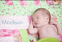 Lifestyle Newborn Inspiration / Lifestyle Newborn Inspiration - Pose Ideas