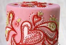 Cakes / Interesting cake designs & decorations and cake recipes / by Catherine Wilgus
