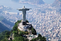 places I've visited - me gusta viajar / Beautiful places I've been to, my list topper is Rio de Janiero.