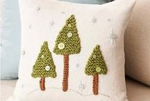 pillows / by Sue Creager