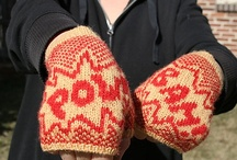 knitting and / by Kay O'Tickley