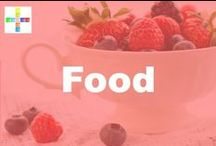 Food / This board is all about food and health.  From food hacks to nutrition, you'll find loads of food info here. / by PositiveMed