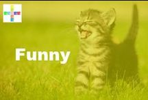 Funny / Laughing is part of being healthy.  This is a collection of images and info to make you laugh!