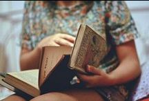 literature / for the inner English teacher in me / by Raegan Maxwell