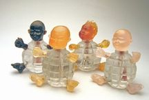 glass cast and .. / by Kay O'Tickley
