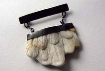 ceramic to wear / by Kay O'Tickley