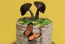 Artistically Baked / Insanely AMAZING cakes. / by Klaressa Hobbs