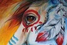 Horses / by Klaressa Hobbs