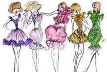 Fashion Models / by Klaressa Hobbs