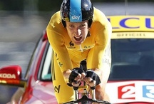 Cycling / Tour de France, Olympics Road Race and other cycling events. / by Jean Campbell Collen