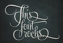 Crafty: Fonts