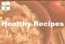 Healthy Recipes / Healthy Recipes from PositiveMed! / by PositiveMed