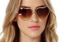 Sunnies & Glasses  / by Bekah