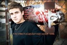 Portraits: Senior Boys
