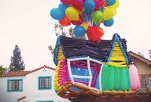 Balloons / by Alícia Roselló Gené