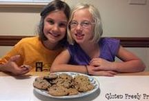 Gluten-Free Kids / Recipes and tips for helping kids adapt to the gluten-free diet.