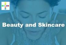 Beauty and Skincare / All you need to know about staying beautiful and keeping your skin healthy and clear.