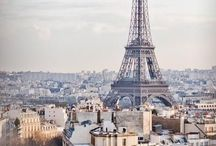 paris / lost a piece of my heart in this place. it's never to be found.