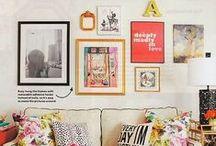 apartment decor / by Raegan Maxwell