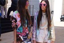 // Fashion Week Street Style