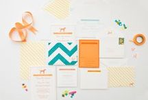 Wedding Stationary & Save The Dates! / Cute and creative save the date wedding photo shoots and wedding invitations!